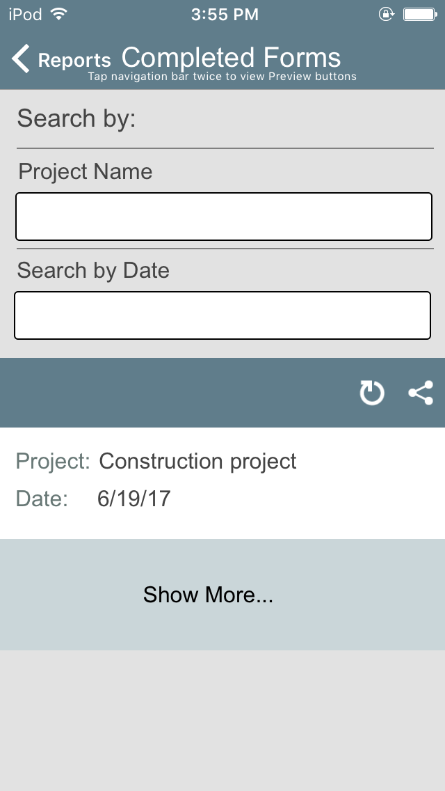 instantly create construction daily reports